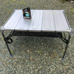 GUAPOのアルミテーブルを購入